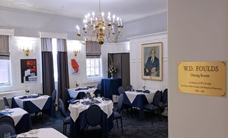 W.D. Foulds Dining Room